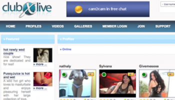 Best live porn cams with free access