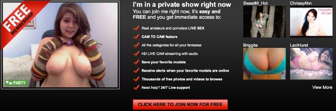 evilangellive is a top live porn webcams site