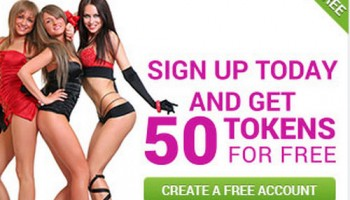 Join top free live nude webcams with our tokens